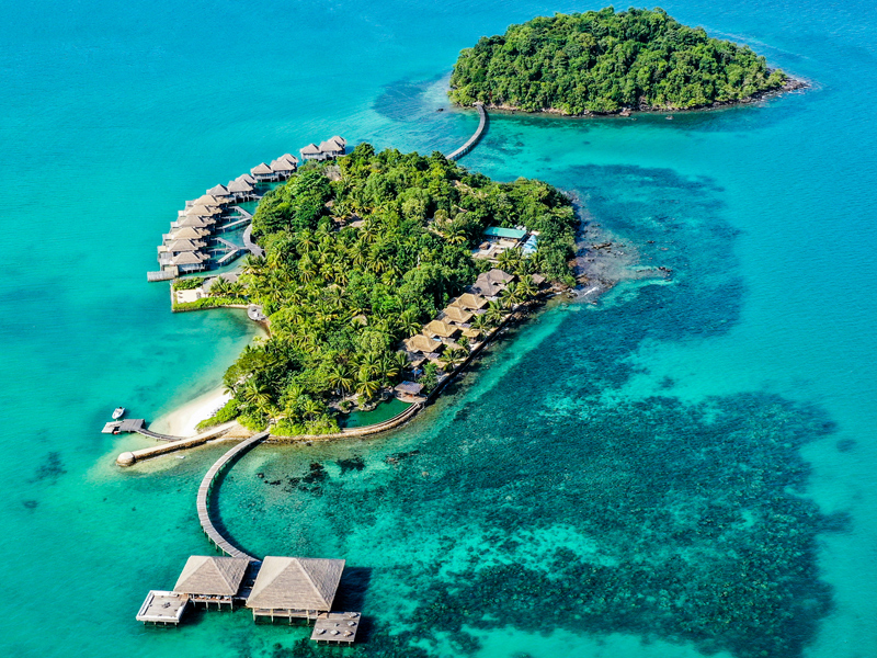 the i-escape blog / Amazing Asian islands for Christmas / Song Saa Private Island