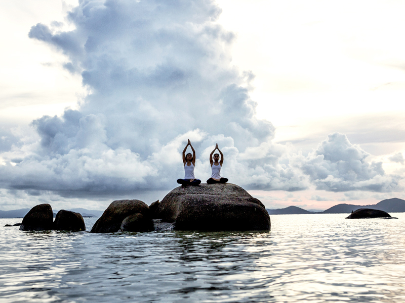 the i-escape blog / Amazing Asian islands for Christmas / Kamalaya