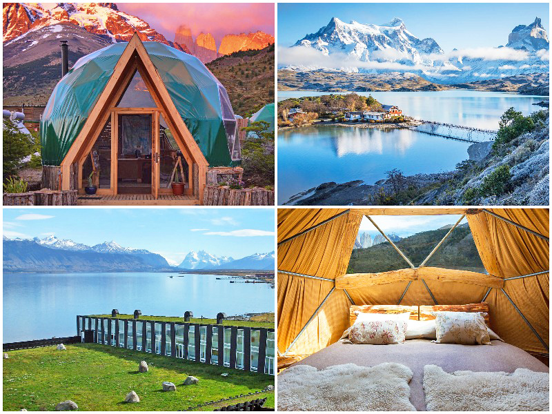 The i-escape blog / best long haul holidays travel 2020 / Torres del Paine Chile