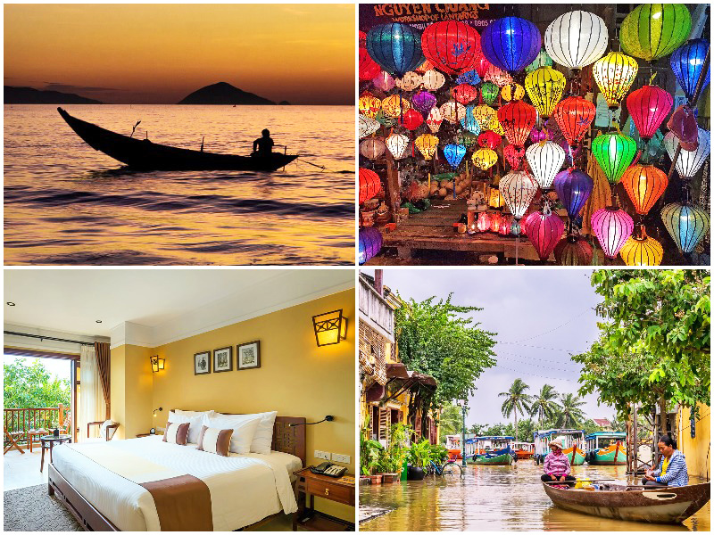 The i-escape blog / best long haul holidays travel 2020 / Hoi An Vietnam
