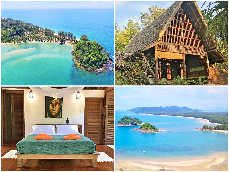 the i-escape blog / best long haul holidays travel 2020 / Koh Phra Thong Thailand