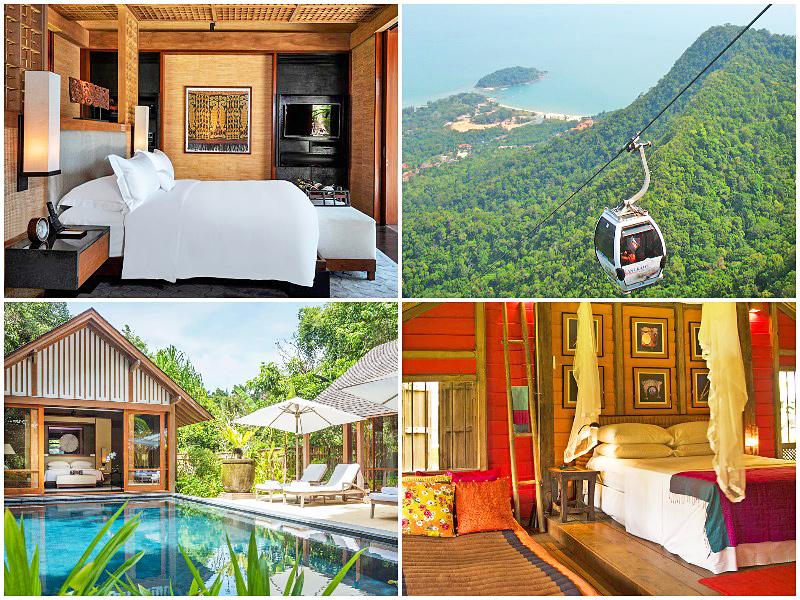 The i-escape blog / best long haul holidays travel 2020 / Langkawi Malaysia