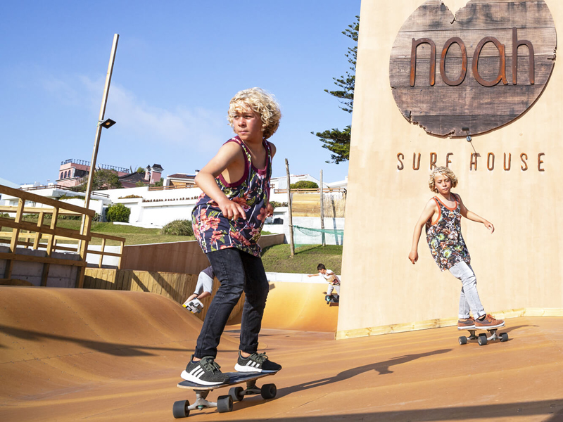 The i-escape blog / 2019 report card / Noah Surf House