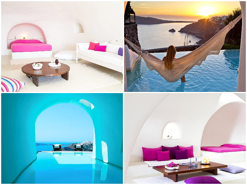 the i-escape blog / best-adults-only-hotels-islands / Preivolas Santorini Greece