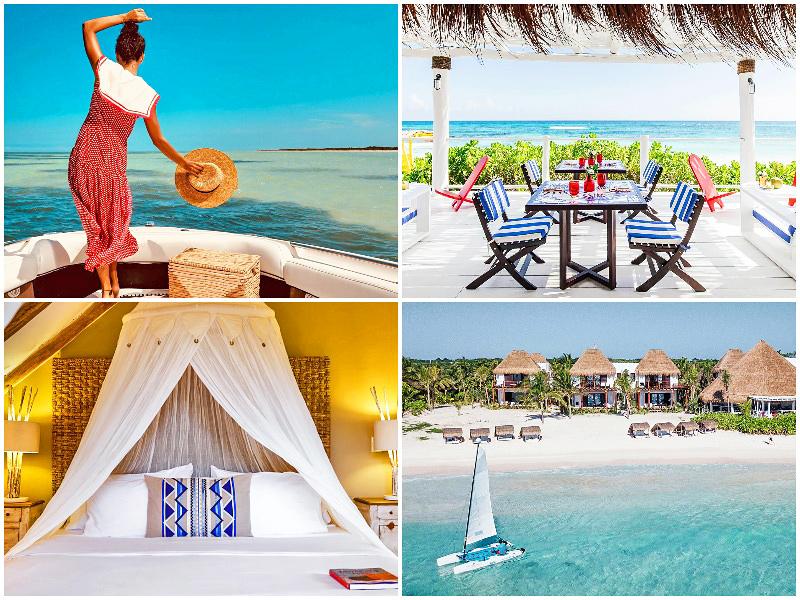 The i-escape blog / best long haul holidays travel 2020 / Yucatan peninsula
