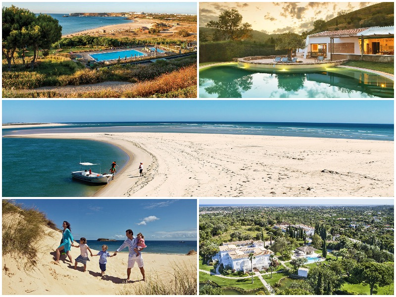 I-escape blog / October half-term holiday planner / Algarve