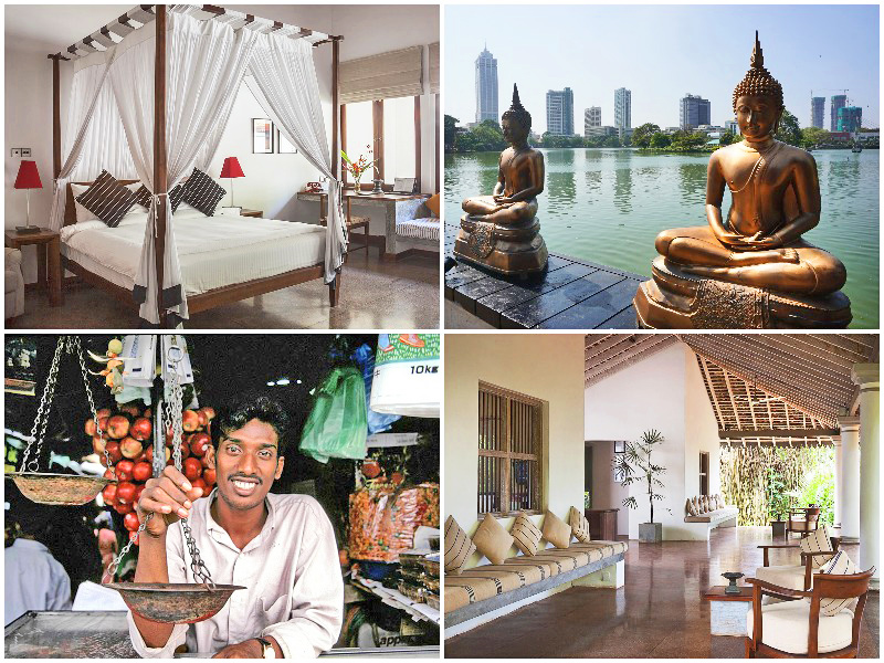The Wallawwa in Colombo, Sri Lanka, is a great place to visit in 2020
