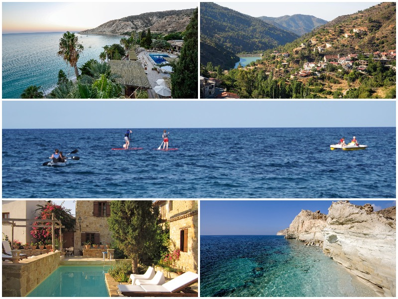 I-escape blog / October half-term holiday planner / Cyprus