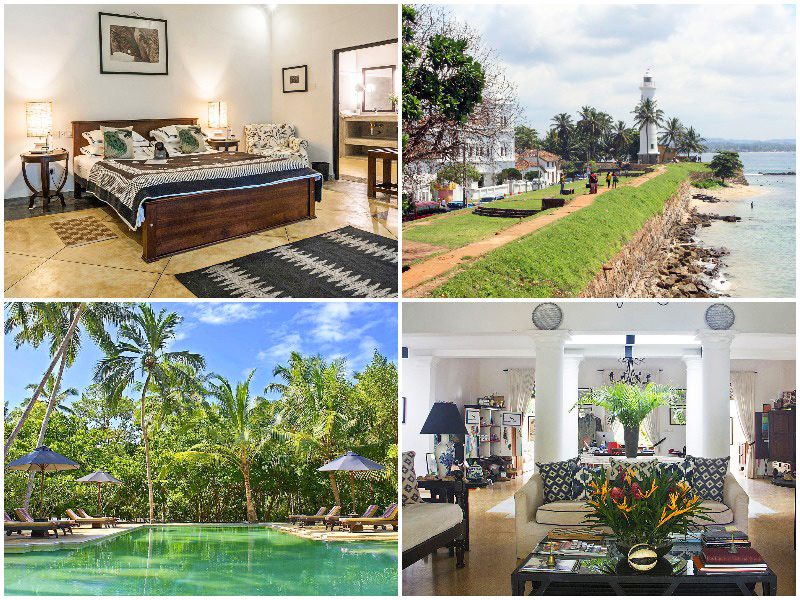The Why House in Galle, Sri Lanka, is a great place to visit in 2020
