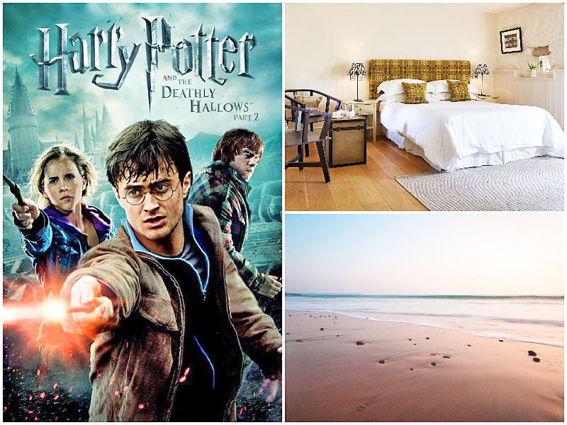 i-escape blog famous best movie beaches list 2019-Harry-potter-freshwater-west-grove-of-narberth