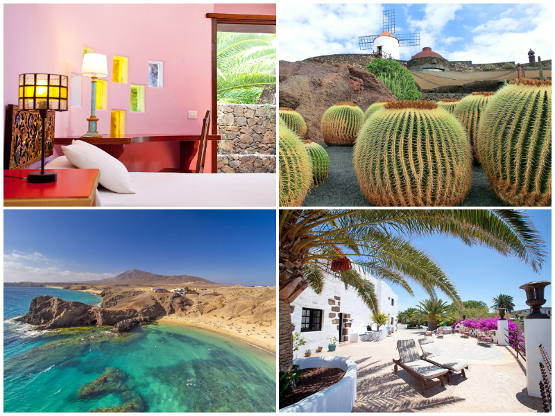 the i-escape blog / 10 Short Flights from the UK for October Sun / Casa de Hilario