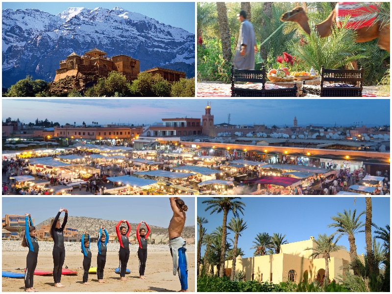 i-escape blog / October half-term holiday planner / Morocco