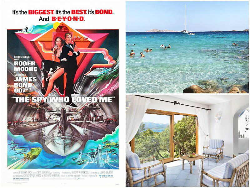 i-escape blog famous best movie beaches list 2019-James-Bond-Spy-Who-Loved-Me-Costa-Smeralda-Capriccioli