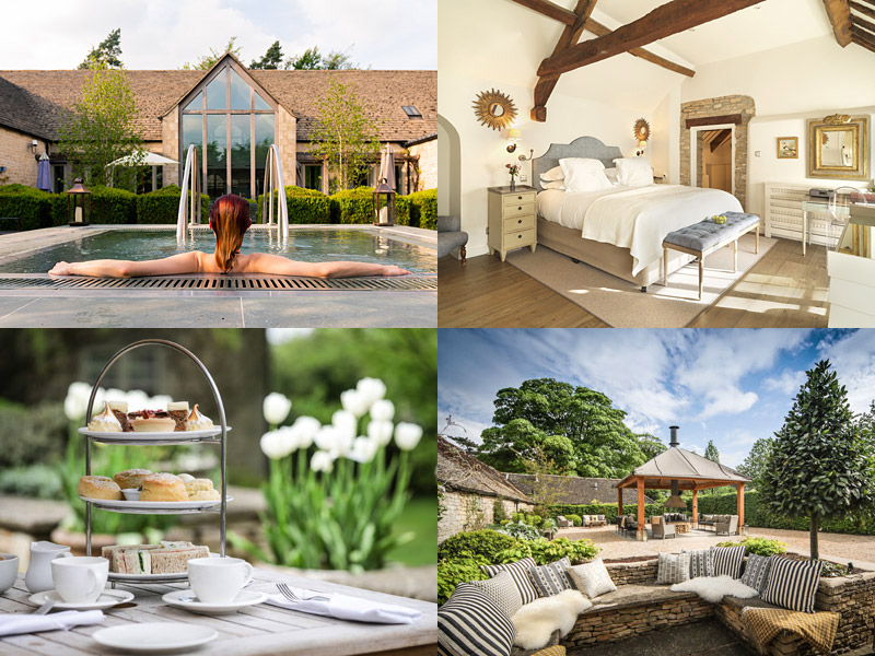 the i-escape blog / 10 UK retreats to spoil yourself at / Calcot & Spa