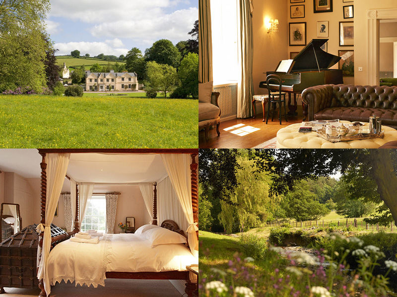 the i-escape blog / 10 UK retreats to spoil yourself at / Felin Newydd