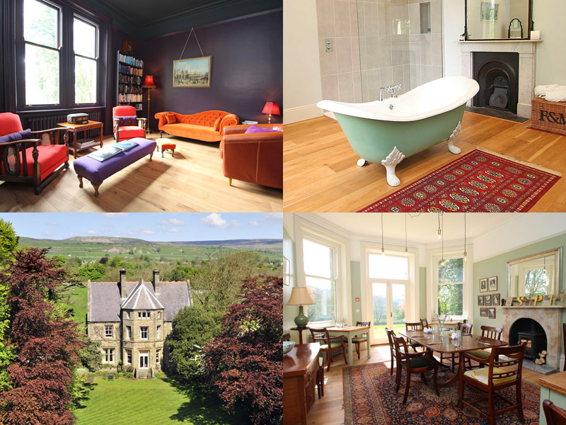 the i-escape blog / 10 UK retreats to spoil yourself at / Stow House