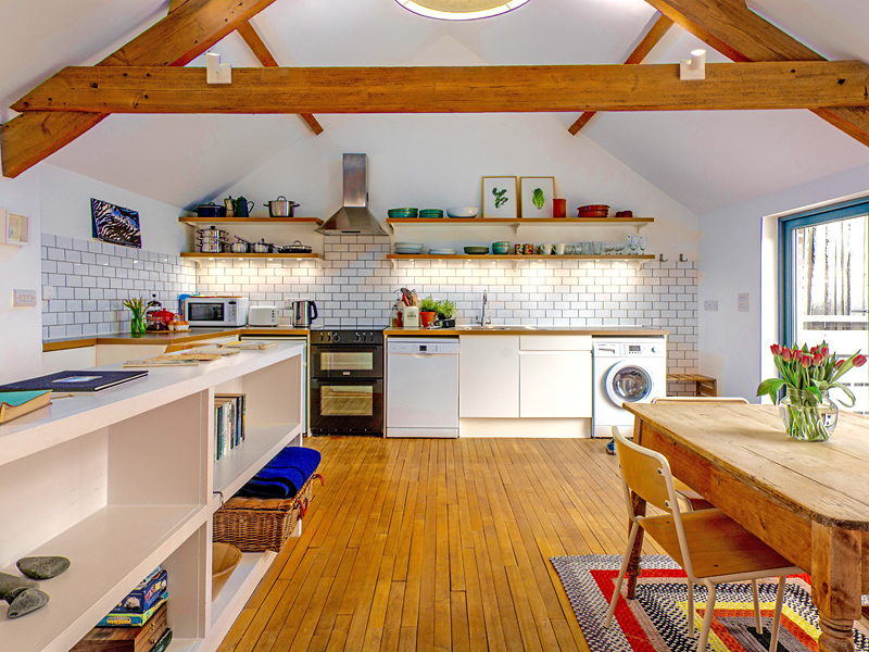 the i-escape blog / 10 UK house rentals and cottages for Christmas 2019 / Bude Hideaways