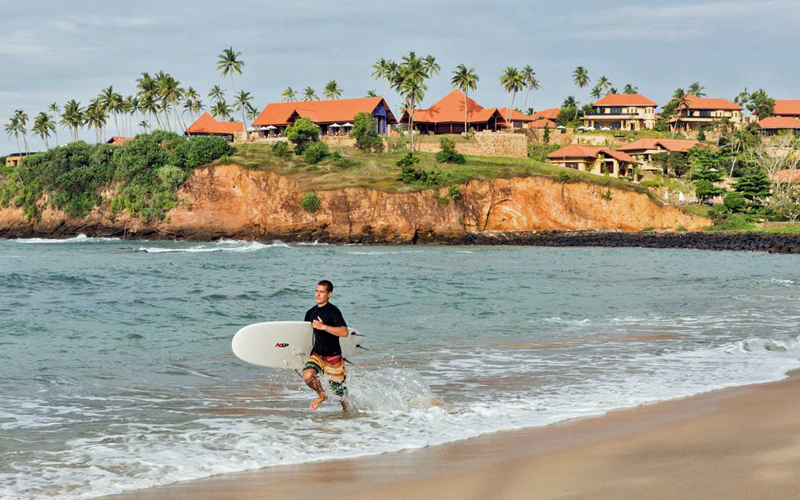 i-escape blog / A worldwide learning journey / Cape Weligama