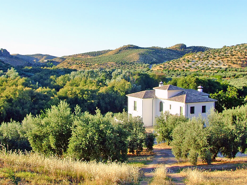 the i-escape blog / Chic Rural Hideaways near European Cities / Casa Olea