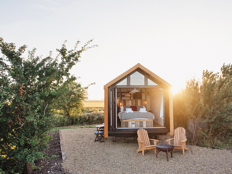 the i-escape blog / Chic Rural Hideaways near European Cities / Elmley Nature Reserve