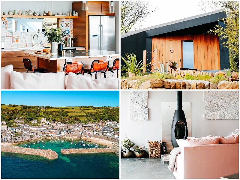 i-escape blog / best homes rentals not on airbnb uk / fallen angel Cornwall