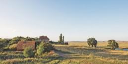 the i-escape blog / Chic Rural Hideaways near European Cities / Elmley Nature Reserve