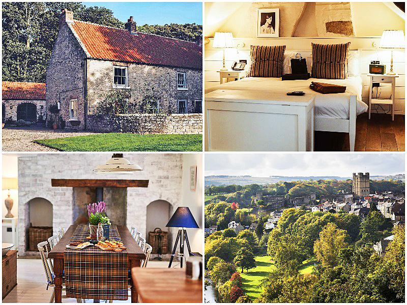 i-escape blog / best homes rentals not on airbnb uk / middleton lodge yorkshire dales