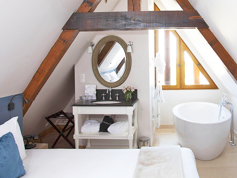 the i-escape blog / Chic Rural Hideaways near European Cities / Manoir de Surville