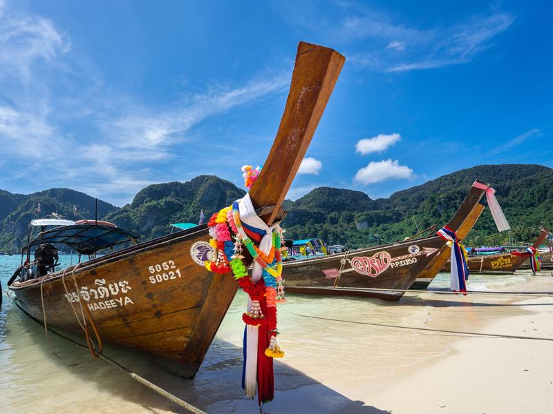 The i-escape blog / Thailand: a winter travel guide / Koh Phi Phi