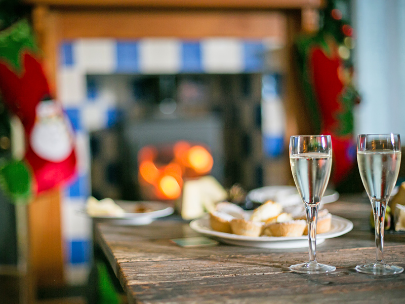 the i-escape blog / 10 UK house rentals and cottages for Christmas 2019 / Sea Garden Cottages