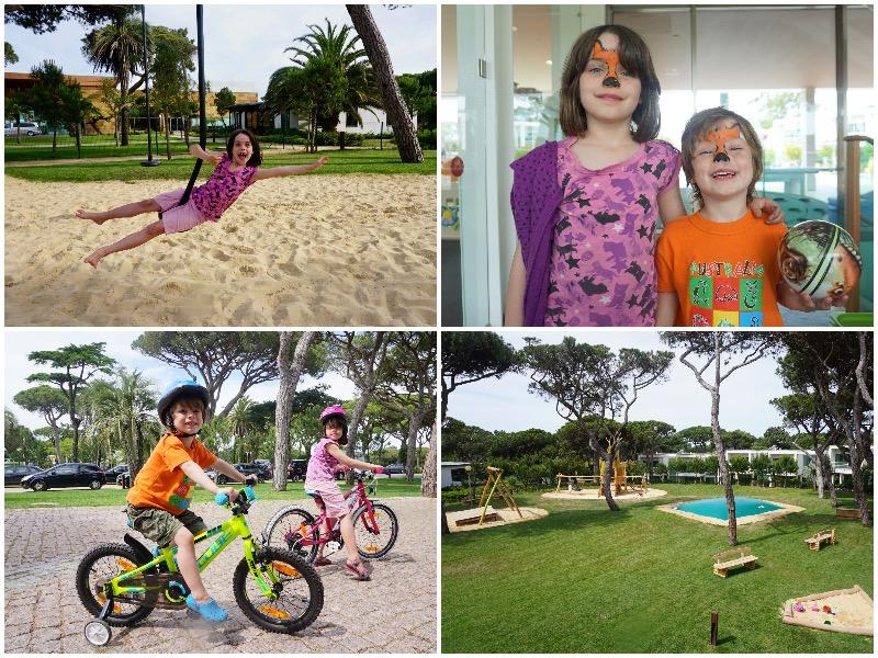 i-escape blog / stylish family hideaways: a child's eye view / Martinhal Cascais