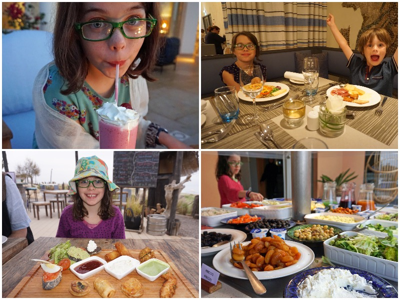 i-escape blog / stylish family hideaways: a child's eye view / hotels with great kids food
