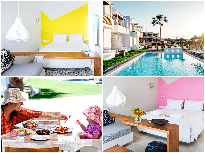 12 most popular small hotels in europe 2020 ammos hotel Crete Greece