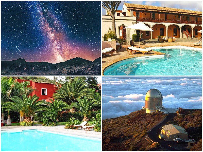 The Canary Islands is voted the 10th best place to travel in the world 2020 by i-escape