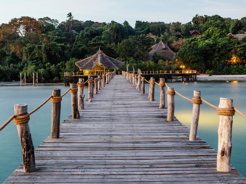The i-escape blog / The i-escape 2020 Hotel Awards: your winners / Fundu Lagoon