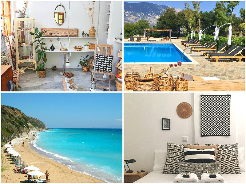 12 most popular small hotels in europe 2020 my-little-place-on-the-hill Kefalonia Greece