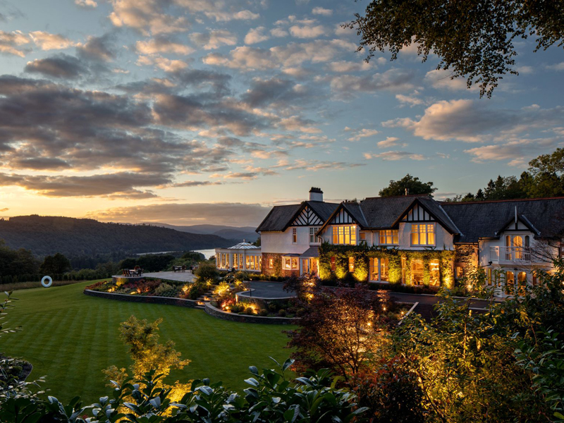 The i-escape blog / The i-escape 2020 Hotel Awards: your winners / Linthwaite House Hotel