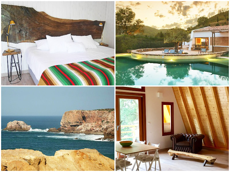 12 most popular small hotels in europe 2020 monte-da-vilarinha Portugal
