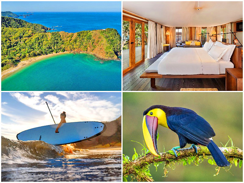 Nicoya Peninsula in Costa Rica is voted the 4th best place to travel in the world 2020 by i-escape