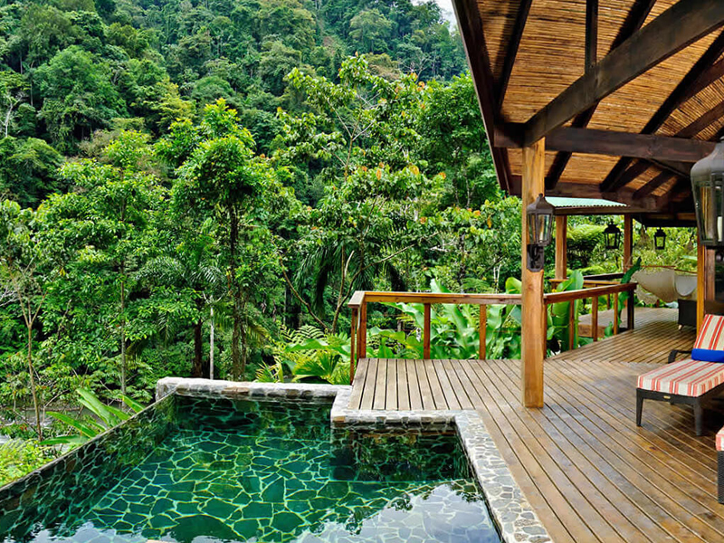 The i-escape blog / The i-escape 2020 Hotel Awards: your winners / Pacuare Lodge