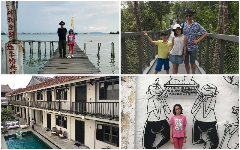 i-escape blog / Just Back from a Family Holiday in Malaysia / Noordin Mews