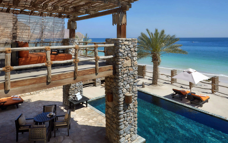 i-escape blog / Kids stay for free / Six Senses Zighy Bay