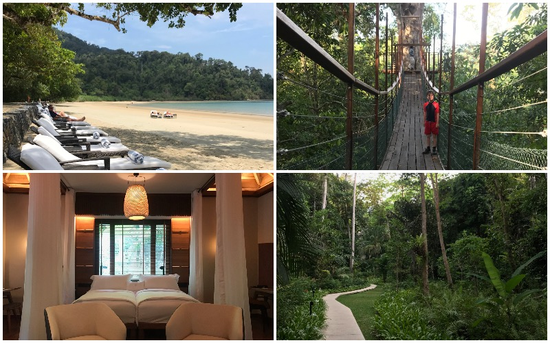 i-escape blog / Just Back from a Family Holiday in Malaysia / The Datai