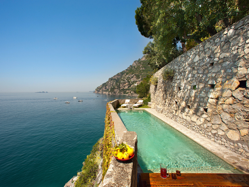 The i-escape blog / The i-escape 2020 Hotel Awards: your winners / The Positano Hideaways
