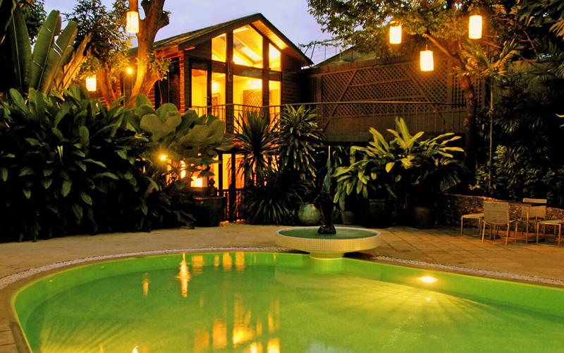 i-escape blog / Family villa clusters / Chakrabongse Villas