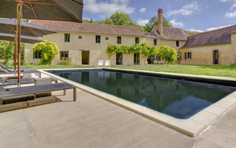 i-escape blog / 12 of the best family additions for 2019 / Dordogne Boutique Villa
