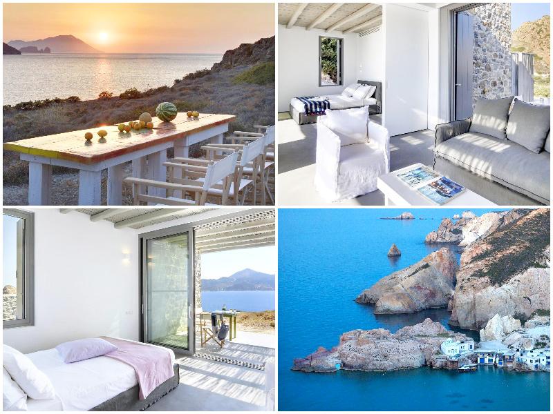 crowd free hidden greece travel guide iescape Jake Hamilton Milos island