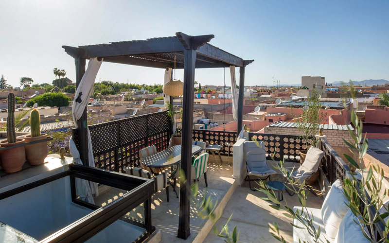 i-escape blog / 12 of the best family additions for 2019 / Marrakech Hideaway