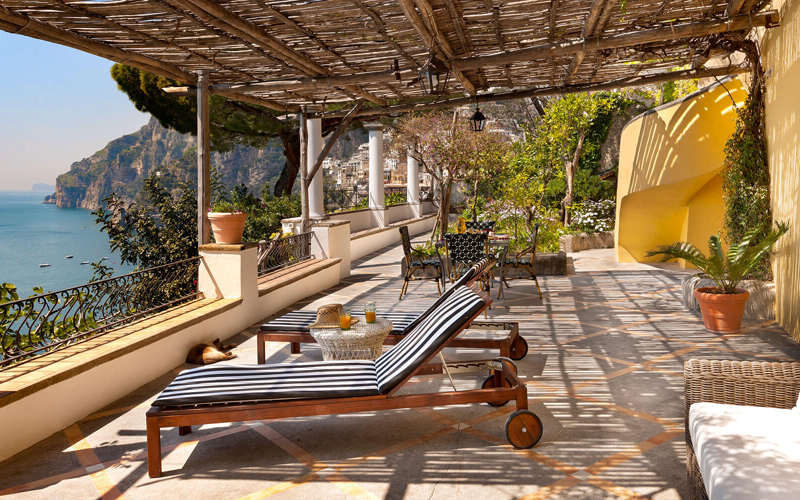 i-escape blog / 12 of the best family additions for 2019 / The Positano Hideaways