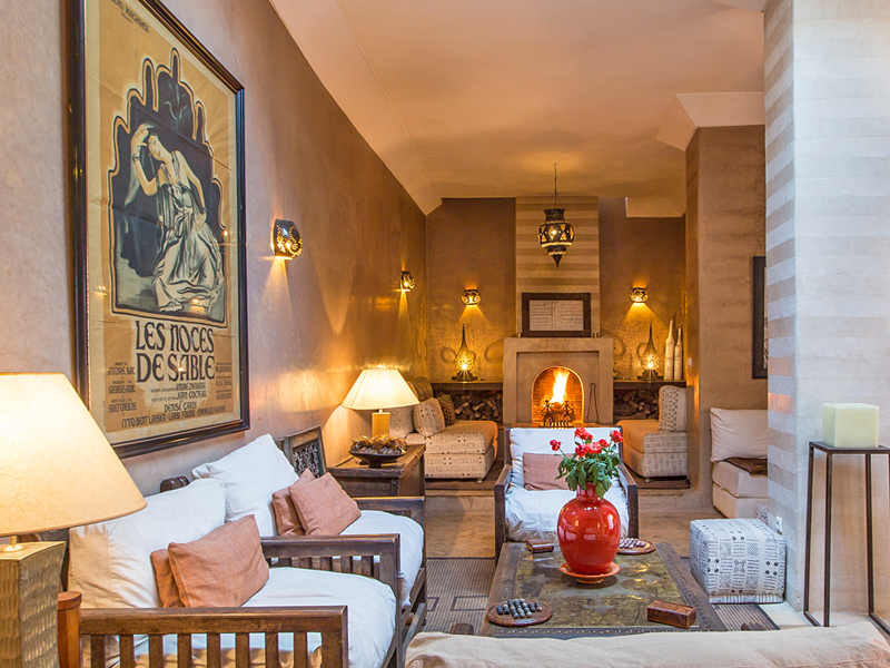 the i-escape blog / Your 10 Top Rated Hotels of 2019 / Riad L'Orangeraie